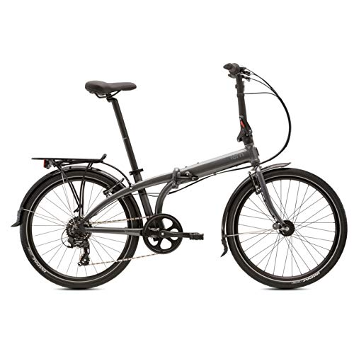 Tern Node C8 24' Faltrad Klapprad 8-G Fahrrad Gunmetal/Grey 2020