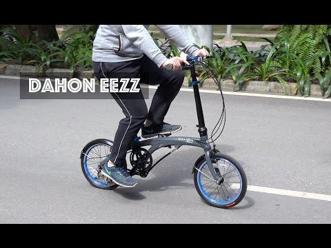 Dahon EEZZ D3 Folding Bike Review - A Perfect Brompton Alternative?
